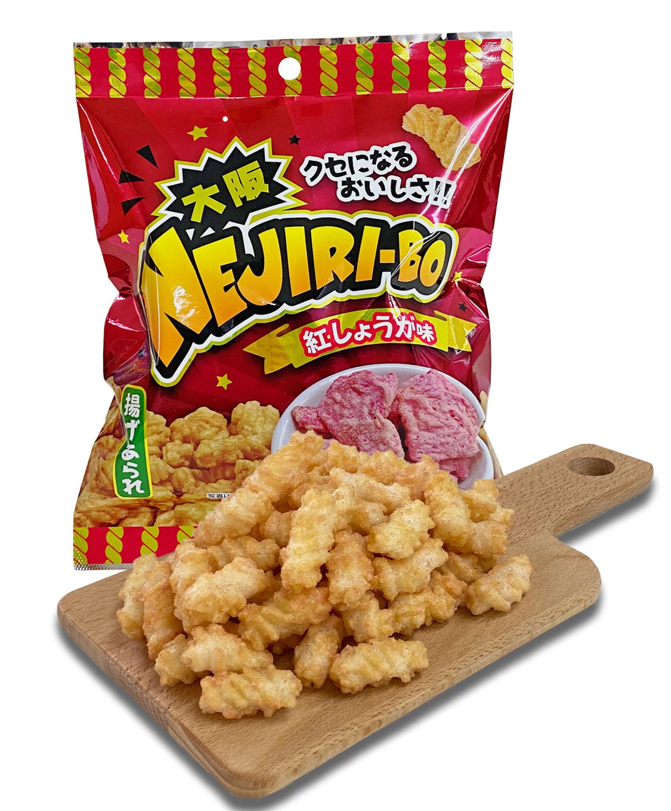 大阪NEJIRI-BO 紅しょうが味